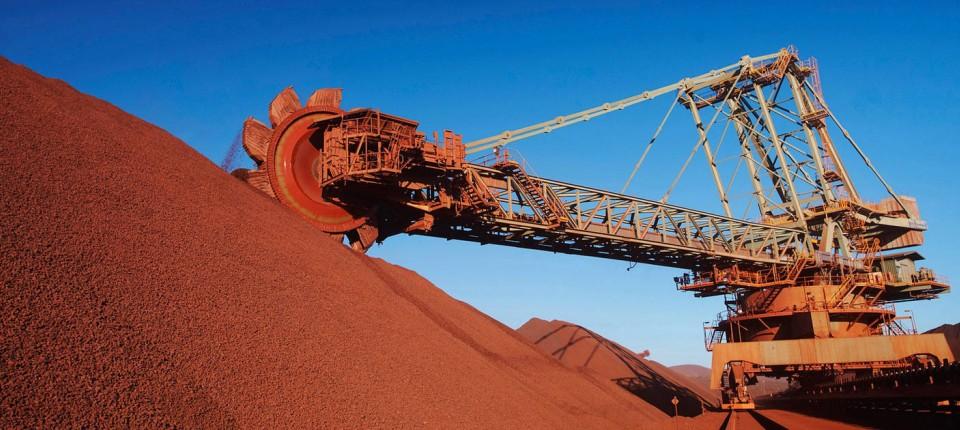 Bodenschätze Australien