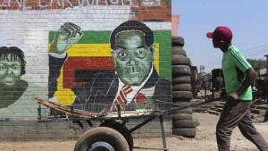 Das traurige Erbe von Robert Mugabe