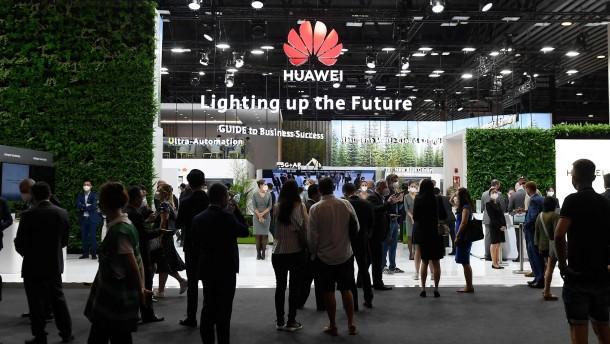 """Huawei-Chef: """"Unser Ziel ist es, zu überleben"""""""