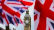 Zumindest den Big Ben dürfte kein Brexit-Effekt treffen.