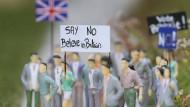 Bleiben die Briten oder gehen sie? Auch Patentanwälte beäugen das Referendum ganz genau.