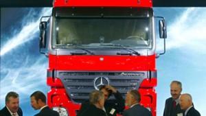 Das Geschäft mit Lastwagen belebt sich wieder