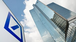 Deutsche Bank darf Kapital um acht Milliarden Euro erhöhen