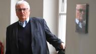 Der ehemalige DFB-Präsident Theo Zwanziger