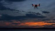 Drohne fliegen nur mit Führerschein
