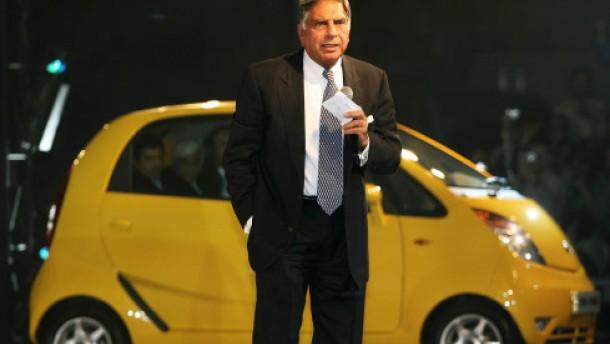 """Tata: Europa ist """"kein Markt der mich sehr reizt"""""""