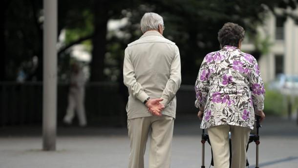 Länger arbeiten für weniger Rente
