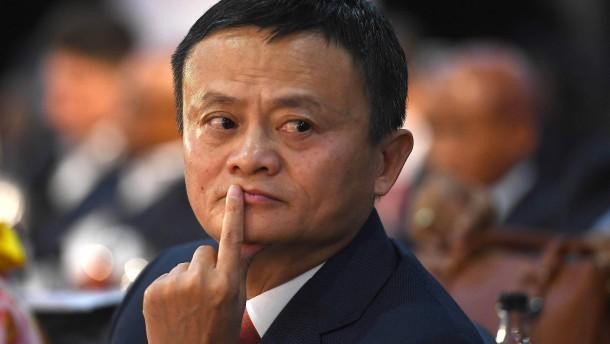Chinas Konzerne zahlen Ablass