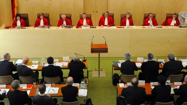 Was macht jetzt das Verfassungsgericht?