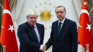 Ich hoffe auf ein Jumbo-Freihandelsabkommen mit der Türkei