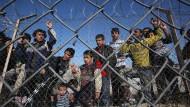 Rekord bei illegalen Einreisen nach Deutschland