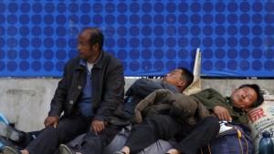 Chinas Rückgrat