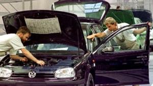 Autoindustrie mit Produktionsrekord