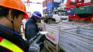 Wettstreit der Containerhäfen