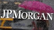 Setzt auf die Blockchain: JP Morgan Chase