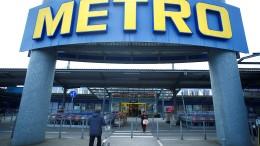 Metro-Vorstand weist Übernahmeangebot zurück