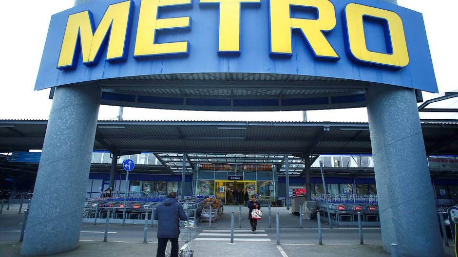 Metro-Markt in Düsseldorf