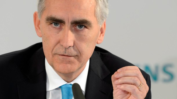 Siemens schließt ein schwieriges Halbjahr ab