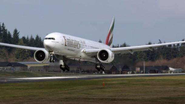 Am Golf wächst die Luftfahrt ungebremst