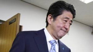 Japan legt Konjunkturpaket über 24 Milliarden Euro auf
