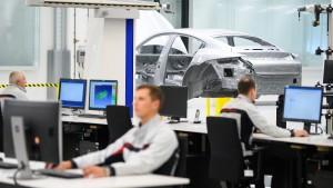 Pole Position für Porsche