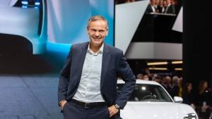 Porsche-Chef: VW muss produktiver werden