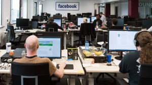 Facebook bekämpft Grausamkeit im Netz künftig von Essen aus