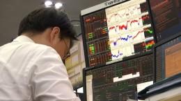 Asiatische Börsen fallen weiter