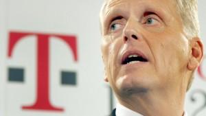 Ricke bestreitet Verantwortung für Telekom-Affäre