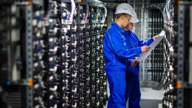 Europas größte Batterie geht in Betrieb