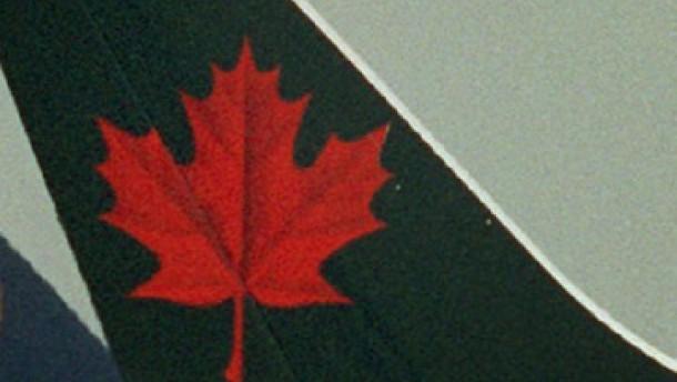 Air Canada beantragt Gläubigerschutz
