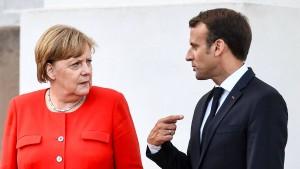 Macron braucht Europa – und Europa Macron