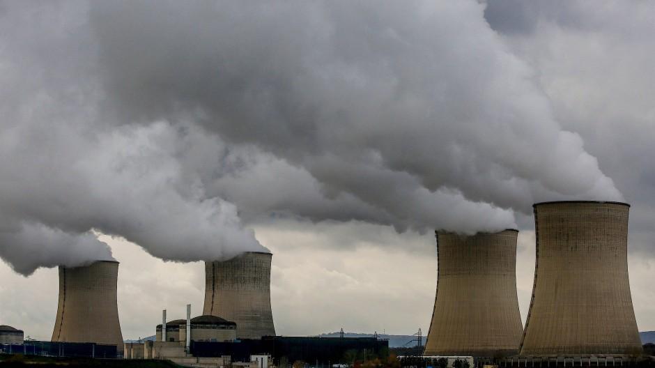Frankreich setzt von allen Industrieländern am stärksten auf die Kernkraft.