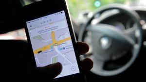 Uber wird zu einem der wertvollsten Start-Ups