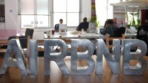 Airbnbs Häuserkampf im Verborgenen