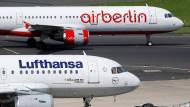 Die seltsame Nähe der Bundesregierung zur Lufthansa