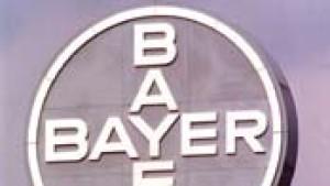 Bayer schaut optimistisch auf 2001