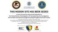 Die Silk Road-Seite nachdem das FBI sie abermals dichtgemacht hat.