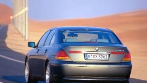 BMW will Mercedes überholen
