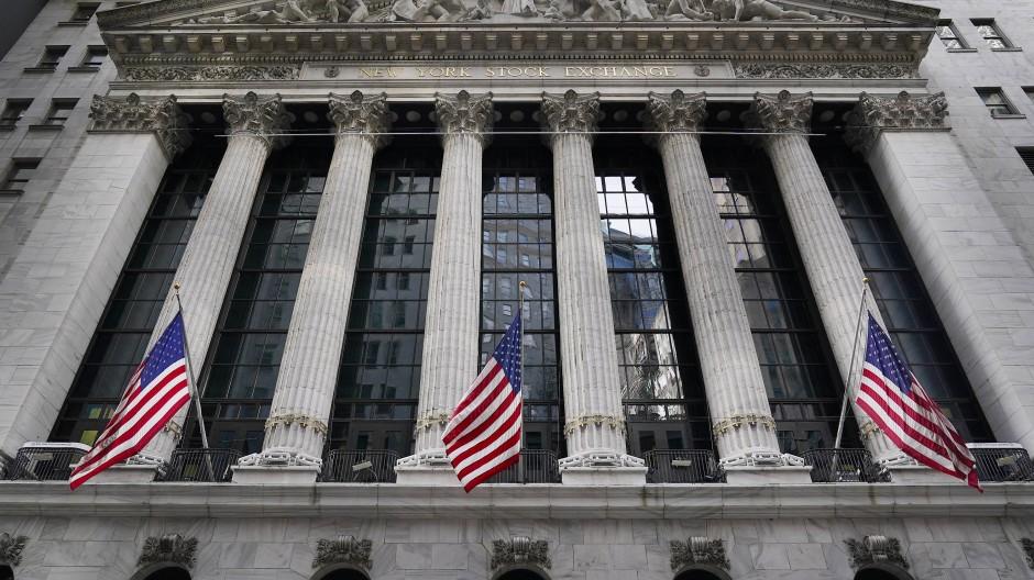 Rekorde nicht nur an der Wall Street in New York
