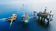 Norweger erschließen neues Ölfeld in der Nordsee