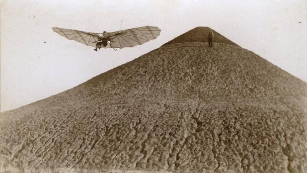 Otto Lilienthal fliegt noch einmal