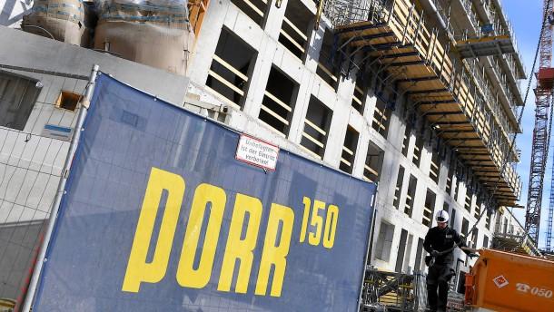 Rekord-Kartellstrafe für Wiener Baukonzern