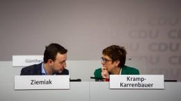 CDU plant Entlastungen und EEG-Reform