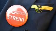 Lufthansa und Piloten legen Tarifstreit bei