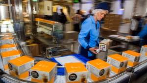 Nestlé eröffnet in Schwerin größtes Kaffeekapselwerk Europas