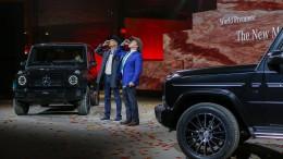 Mercedes verkauft 20 Prozent weniger Autos in Amerika