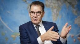 Deutschland unterstützt Impfstoffproduktion in Afrika