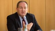 Der Präsident der Bundesanstalt für Finanzdienstleistungsaufsicht (Bafin) Felix Hufeld
