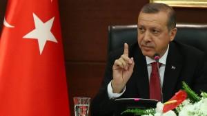 Erdogan spricht Armeniern erstmals Beileid aus